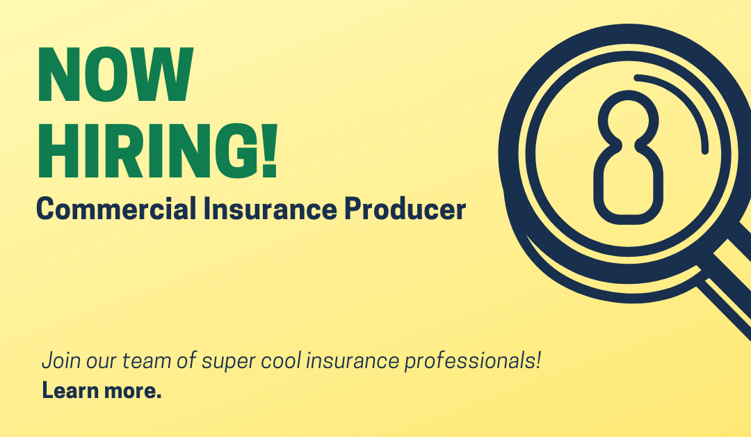 Commercial Insurance Sales Position in Amherst NH